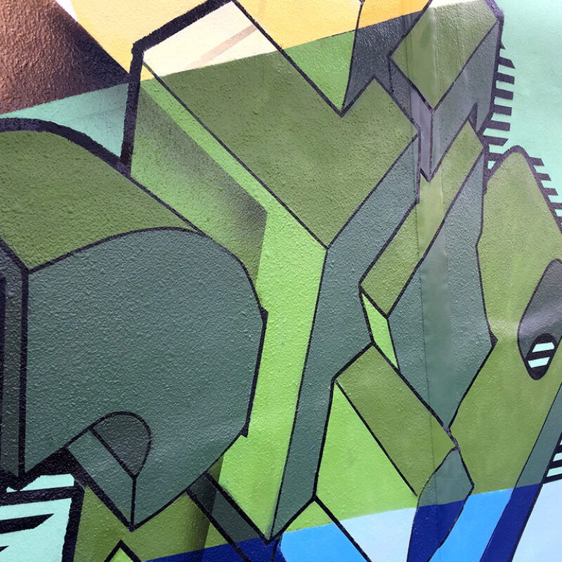 The Spectrum of Graffiti Art